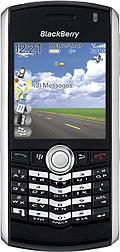 Blackberry Pearl: pourquoi pas ?