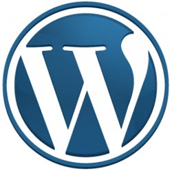 Icone de WordPress