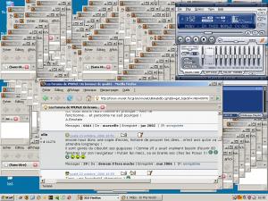 353 fenêtres ouvertes sous Firefox
