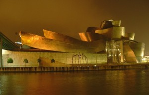 Photo guggenheim Bilbao