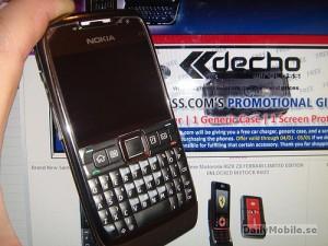 Photo du Nokia E71 2