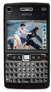 Photo du Nokia E71