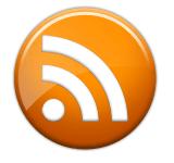 icone flux rss fil google reader netvibes agrégateur