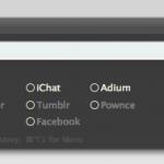 Mettre tous vos statuts à jour en même temps (Skype, Adium, Twitter, Facebook etc.)