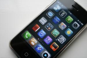 iPhone - crédits William Hook sur FLickr
