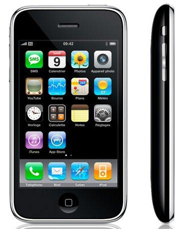 IPHONE 3 : sortie en juin