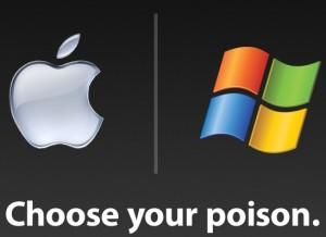 microsoft attaque apple dans une vidéo