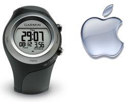 Garmin 405 : le logiciel compatible mac est sorti