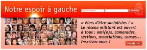 Lancement du réseau social de Ségolène Royal