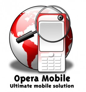 Opera Mobile 9.7 avec Opera Turbo