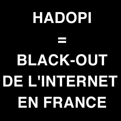 Rassemblement contre HADOPI