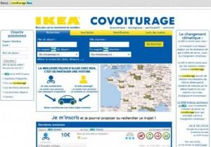 La voiture IKEA : une service de covoiturage