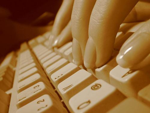 Tester votre vitesse de saisie au clavier