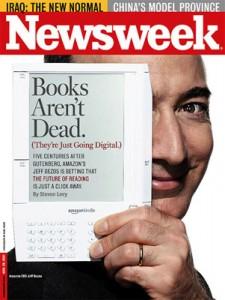 Un Kindle grand format pour lire journaux et magazines