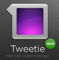 Sortie de Tweetie 1.2 pour Mac