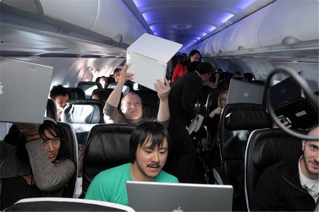 Virgin va proposer du wifi à bord de tous ses avions