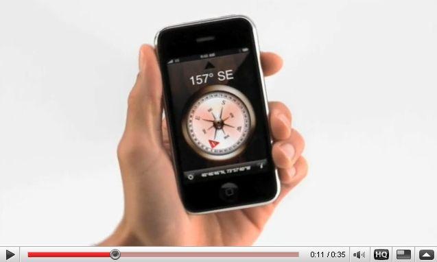 Vidéo IPHONE 3G S : les nouveautés en 30 secondes