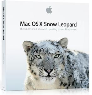 Mac OS Snow Leopard 10.6 est disponible sur Apple Store