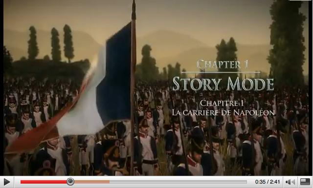 Jeu de guerre Napoléon Total War