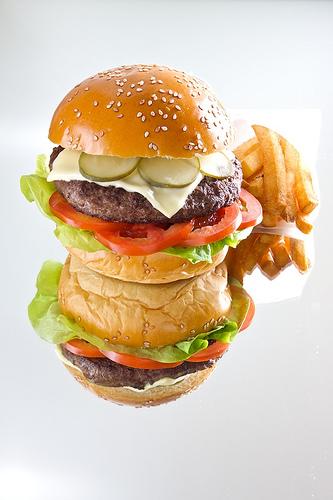 Comment rendre un hamburger appétissant