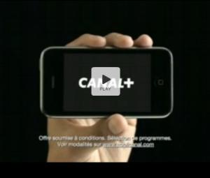 Les abonnés Canal Plus pourront regarder leur chaine favorite sur leur iPhone
