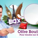 La Box Ecommerce : une solution simple et économique pour un site vitrine ou une boutique en ligne