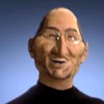 Steve Jobs parodié par les Guignols (vidéo)
