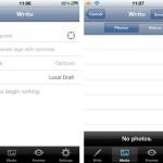 Application WordPress 2.6 pour iPhone et iPad