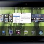 Sortie et prix de la tablette Playbook de RIM