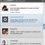 Kiwi 2,  un client Twitter pour Mac