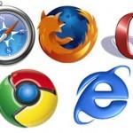 L'histoire des navigateurs web en une image