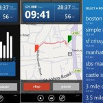 Runkeeper disponible sous Windows Phone 7