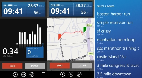 runkeeper-windows-phone7