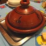 Recette du tajine de poulet aux courgettes