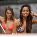 Elles manifestent en bikini sur les canaux d'Amsterdam