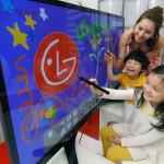 LG Pentouch TV : découvrez la télévision tactile du futur !