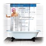 Les réseaux sociaux vous suivent même sous la douche !