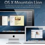 30 nouveautés de OS X Mountain Lion en 2 minutes (vidéo)