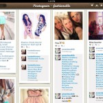 Un mashup Pinterest – Instagram arrive sur iPad
